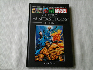 Cuatro Fantasticos - El Fin (salvat)