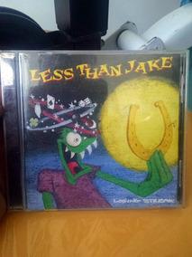Cd Less Than Jake Losing Streak Punk Rock Ska
