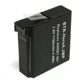 Bateria Gopro Go Pro Recarregável Hero 4 Ahdbt-401