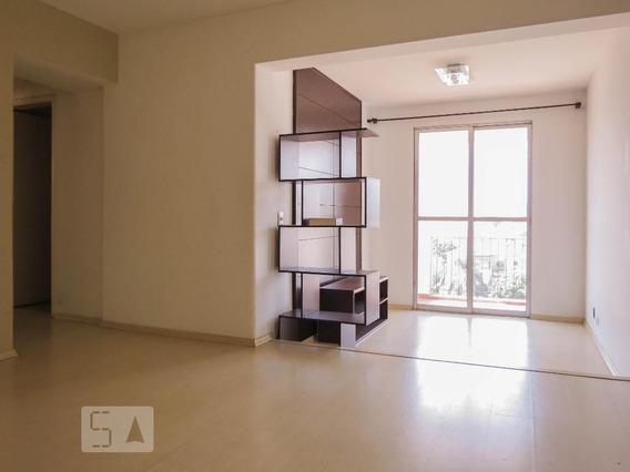 Apartamento No 5º Andar Com 2 Dormitórios E 1 Garagem - Id: 892961752 - 261752