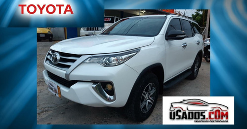 Toyota Fortuner 2.7 Md 2018 At 4x2 Gasolina