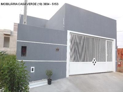 Vender Casa Em Indaiatuba, No Jardim Veneza. - Ca05027 - 2659174