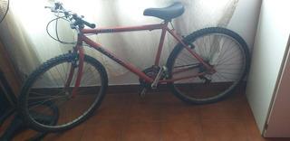 Bicicleta Mountain Solid Rodado 26