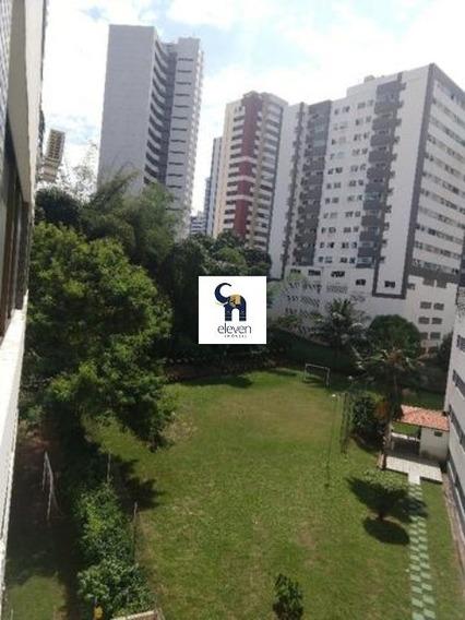 Apartamento Para Locação Pituba, Salvador (perto Do Hiper Ideal) 3 Dormitórios - Ap03080 - 34443665
