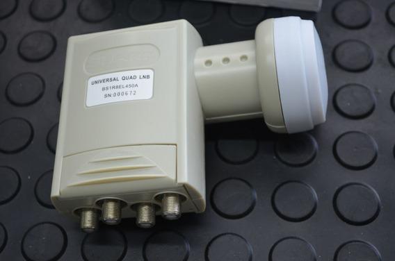 Lnb Original Sharp Com 4 Saidas Universal Ku Bs1r8el450a