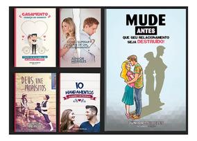 Kit De Livros Namoro Com Propósito - Livros Ncp