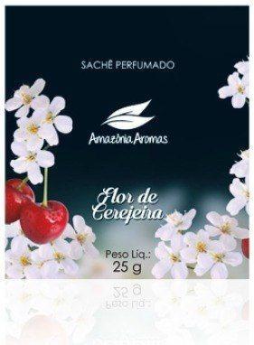 Imagem 1 de 1 de Sachê Perfumado 25g Atacado (cx Com 12 Unidades)