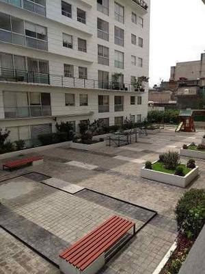 Departamento En Renta Viaducto, Colonia Narvarte 117 M2