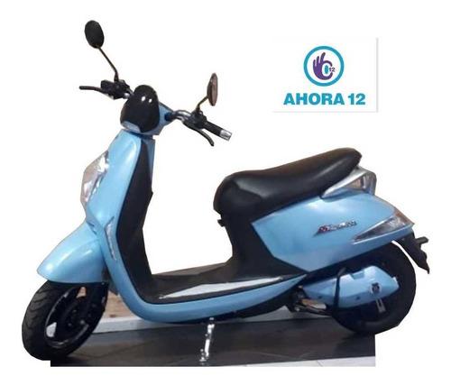 Moto Eléctrica Sunra Grace  - Ecomove - Cuota: $11600
