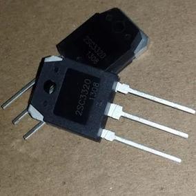Transistor 2sc3320 C3320 To-3p - Npn 2 Unidades