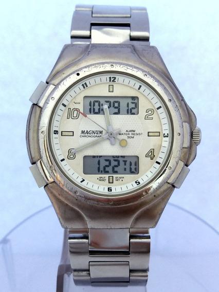 Relógio.: Magnum Vintage Mg10265 - Duplex / Janelas
