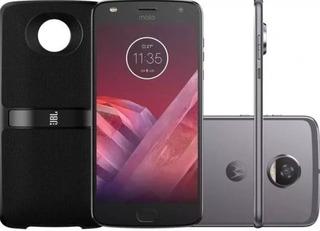 Motorola Moto Z2 Play New Sound Xt1710 64gb 4g Nacional Nf
