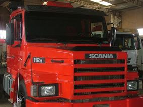Scania Scania 112 360 Toca
