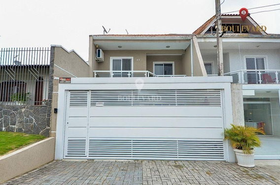 Sobrado Com 3 Dormitórios À Venda, 180 M² Por R$ 710.000 - Aristocrata - São José Dos Pinhais/pr - So0164