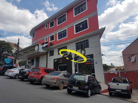 Ótimos Salões Para Alugar, 100 M² Por R$ 2.000/mês - Ao Lado Do Fórum - Cotia/sp - Sl0129