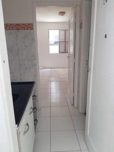 Kitnet, Centro, São Vicente - R$ 130 Mil, Cod: 2960 - A2960