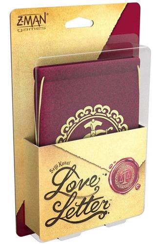 Love Letter Juego De Mesa
