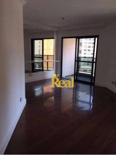 Apartamento À Venda, 114 M² Por R$ 1.150.000,00 - Perdizes - São Paulo/sp - Ap5606