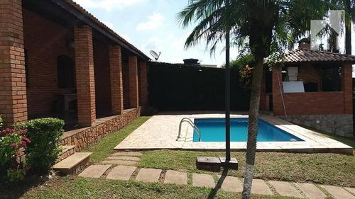 Casa Com 3 Dormitórios À Venda, 1300 M² - Jardim Boa Vista - Jundiaí/sp - Ca0791