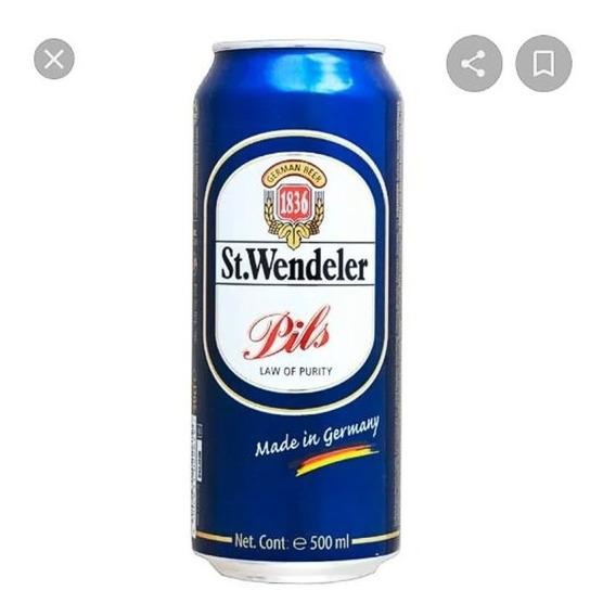 Cerveza Wendeler Pils 500 Ml