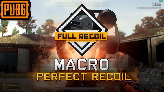 Macro Pubg Full Recoil 6.3
