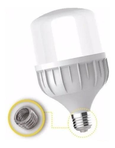 Lampara Led High Power 50w E27 E40 Interelec 402807 Luz Fria