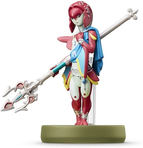 Amiibo - Mipha ( Zelda Breath Of The Wild )