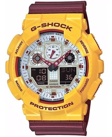 Relógio Masculino Ga-100cs-9