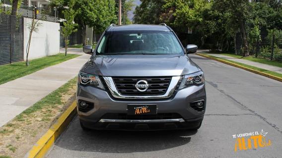 Nissan Pathfinder Advance 3.5. 2018