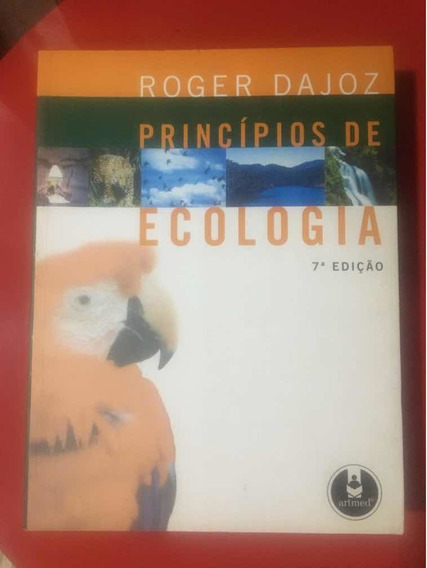 Livro Princípios De Ecologia