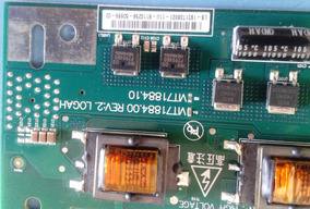 Placa Inverter Tv Lcd Sony Kdl 32bx425 Vit71884.00 Rev:2.