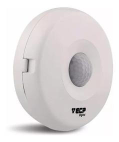 Sensor De Presença Teto + Sirene Residencial 110/220 Bivolt