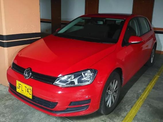 Volkswagen Golf Trendline 2017 - 1.6 Mt 21.000 Kms