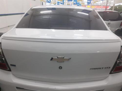 Gm Cobalt Lt Branco Completo 2014