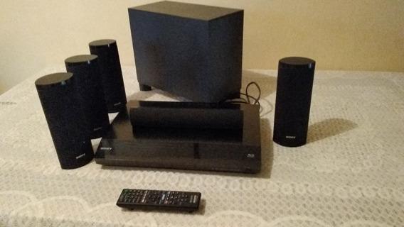 Home Theater Sony Blu Ray Dvd Hd 3d Wi-fi System Modelo T58