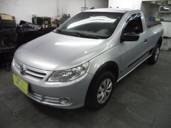 Volkswagen Saveiro 1.6 8v G5 Total Flex Completo 2012 Prata