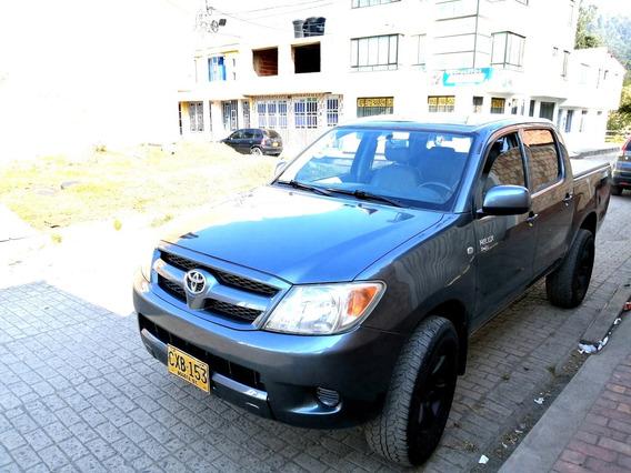 Toyota Hilux 4x4 Td 2500