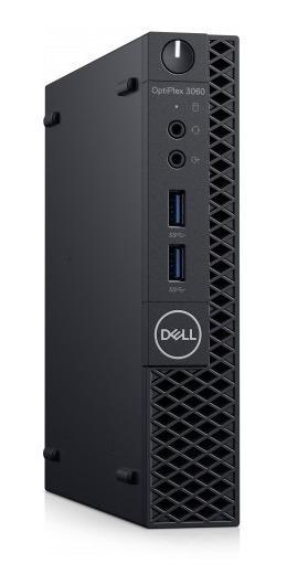 Mini Pc Dell 3060 I3-8100t 8ª Ger Ssd 240gb 8gb Ddr4 Win10