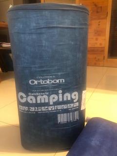 Colchonete Camping Blue Magazine Ortobom 180x60x4cm
