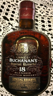 Whisky Whiskey Escoces Buchanans Old Parr