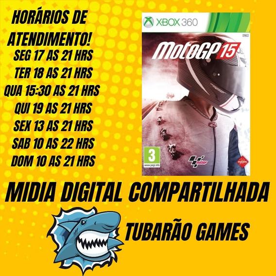 Moto Gp 15 Mídia Digital Xbox 360+leia A Descrição