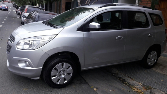 Chevrolet Spin 1.8 Lt 5as 105cv My Link 2015