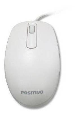Mouse Wheel Mouse É Gamer Positivo Pad Liso Frete Grátis