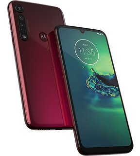 Smartphone Moto G8 Plus 64gb Cereja Xt2019