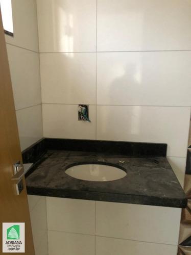 Casa Venda 3 Quartos Sendo 1 Suite, Sala Pe Direito Duplo, 1 Vaga - 6019