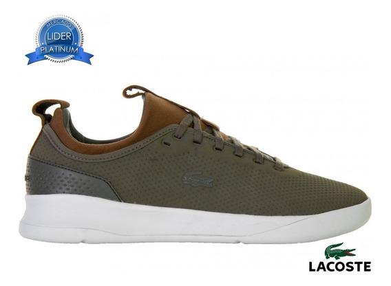 Zapatillas Lacoste Lt Spirit Verde Kb1