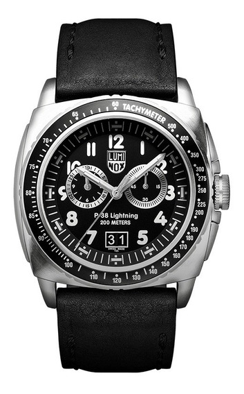 Reloj Luminox P-38 Lighting A.9441 Cronógrafo Time Square