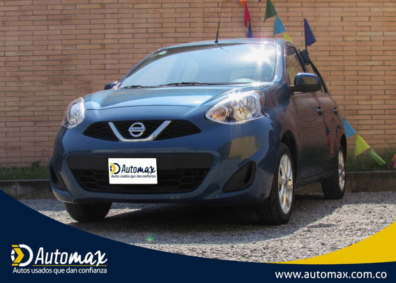 Nissan March Sense, At 1.6