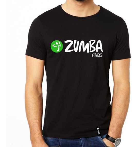 Remera Zumba 100% Algodón Calidad Premium