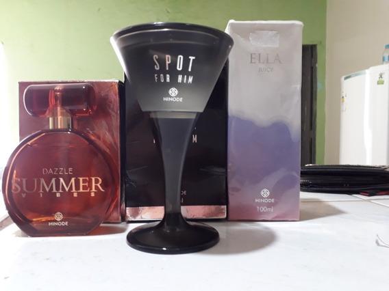 Vendo Essas 3 Fragrâncias: Sumer / Spot For Him / Ella Juicy